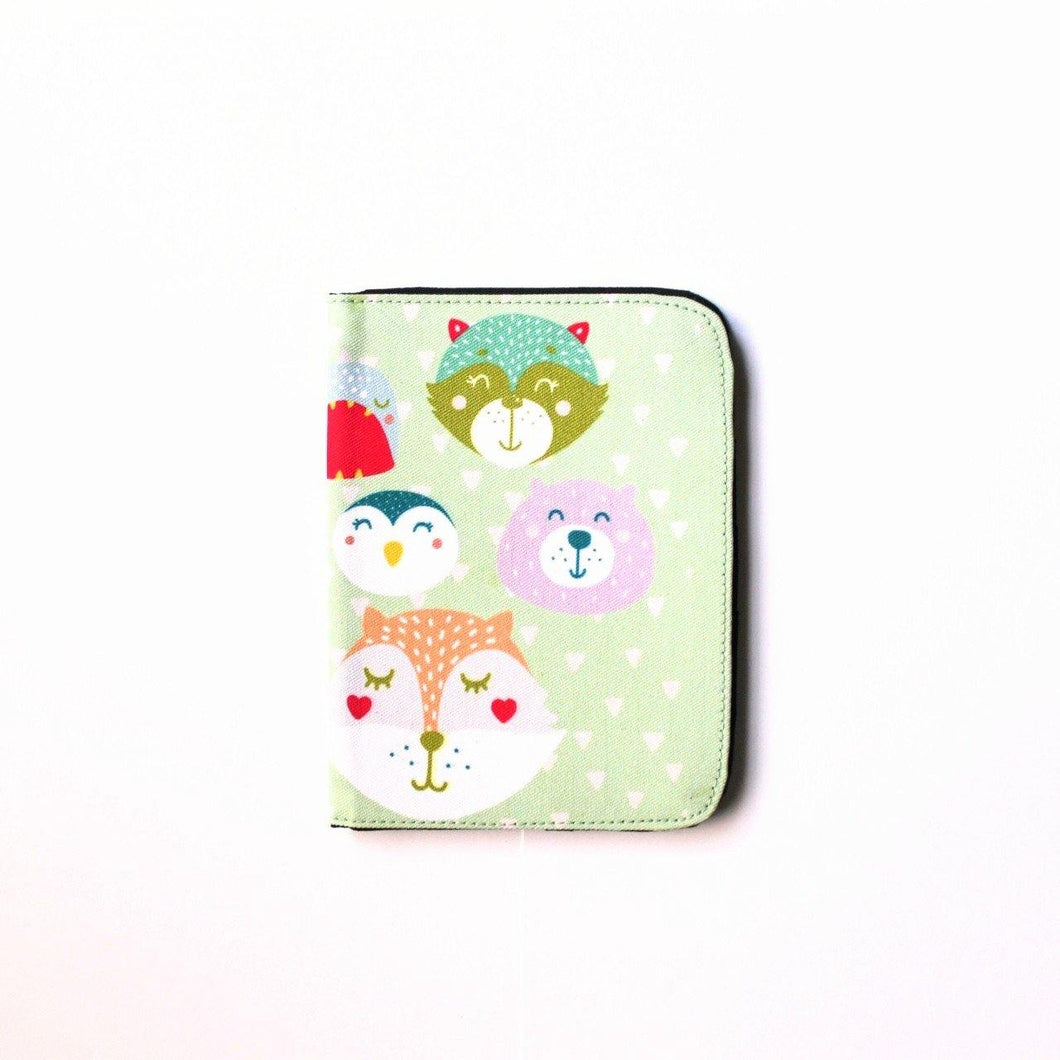 Cute Critters Passport Cover
