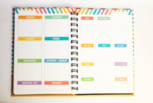 Load image into Gallery viewer, 52 Weeks of Happy, a planner - Firefly
