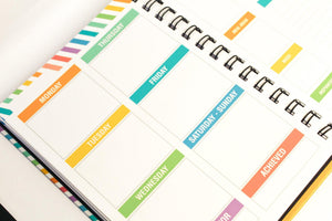 52 Weeks of Happy, a planner - Firefly