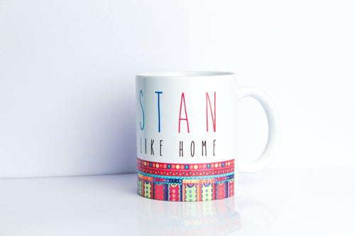 Pakistan - No Place Like Home Mug - Firefly