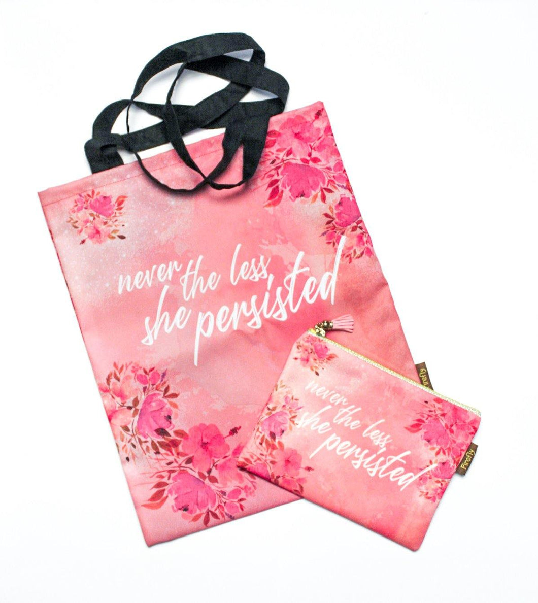 Never the Less She Persisted Gift Set - Firefly