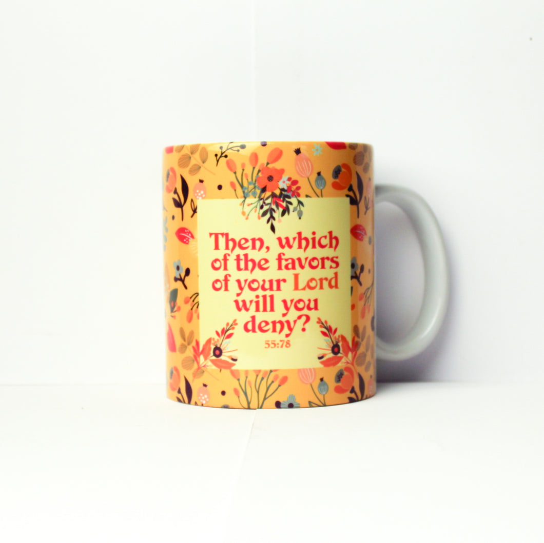 Then Which of the Favors Mug
