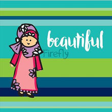 Load image into Gallery viewer, Hayaati Hijabi Magnets - Firefly