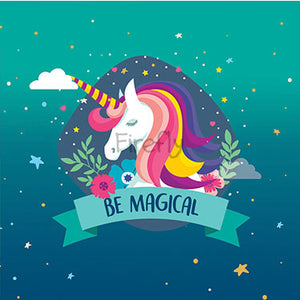 Unicorn - Be Magical Magnet