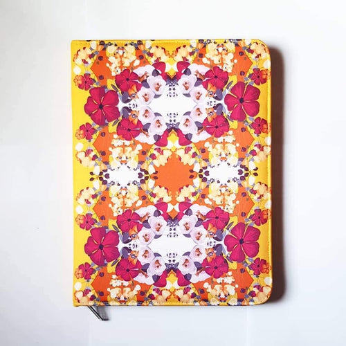Bloom Zip File Folder