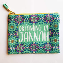 Load image into Gallery viewer, Dreaming of Jannah Zipper