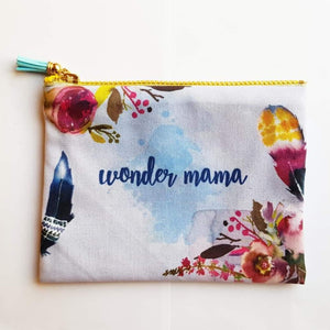 Wonder Mama Zipper