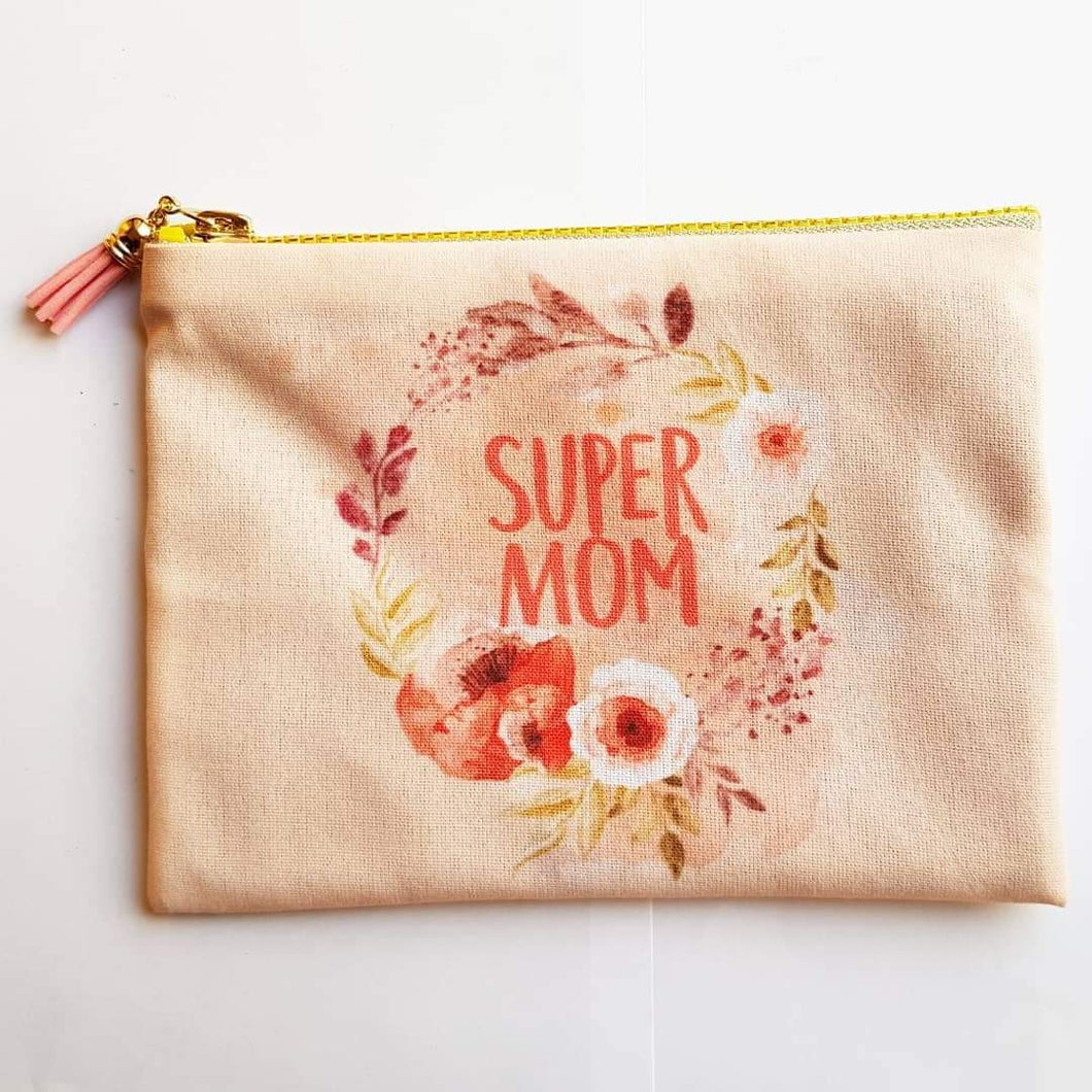 Super Mom Zipper