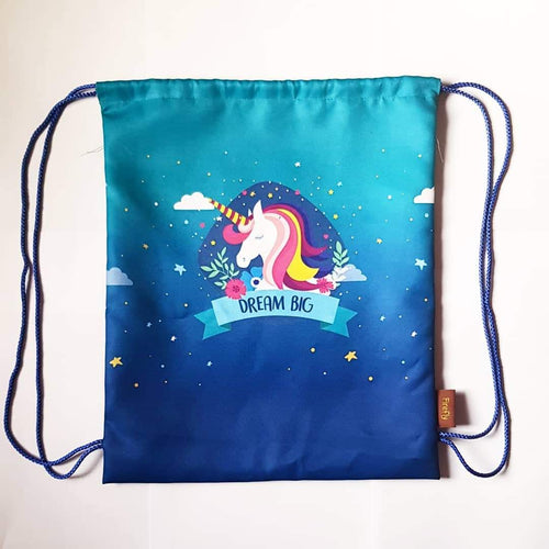 Unicorn Drawstring