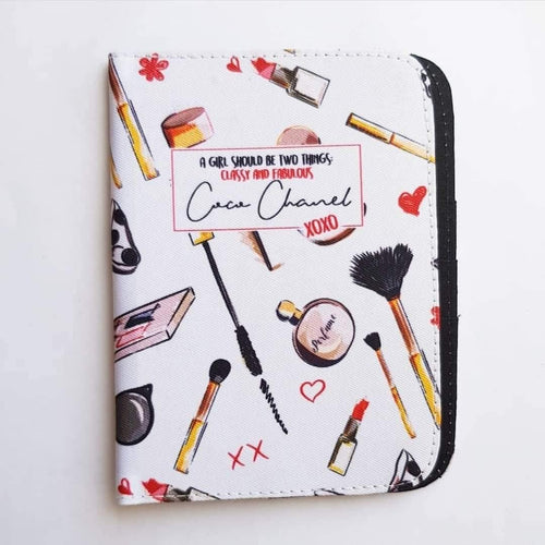 Coco Chanel Passport Cover