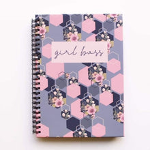 Load image into Gallery viewer, Girl Boss Journal