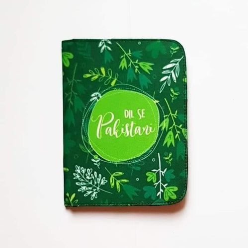 Dil Se Pakistani Passport Cover - Firefly