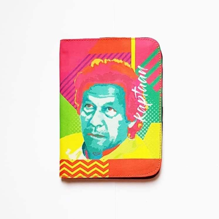 Kaptaan Passport Cover
