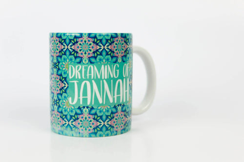Dreaming of Jannah Mug - Firefly