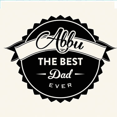 The Best Dad Ever Magnet