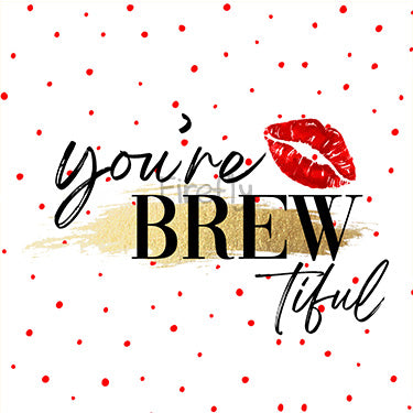 You're BREW-tiful Magnet