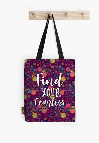 Find Your Fearless Tote