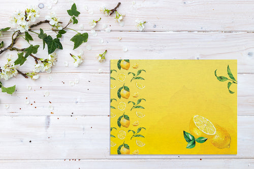Lemonade Pop Table Mat