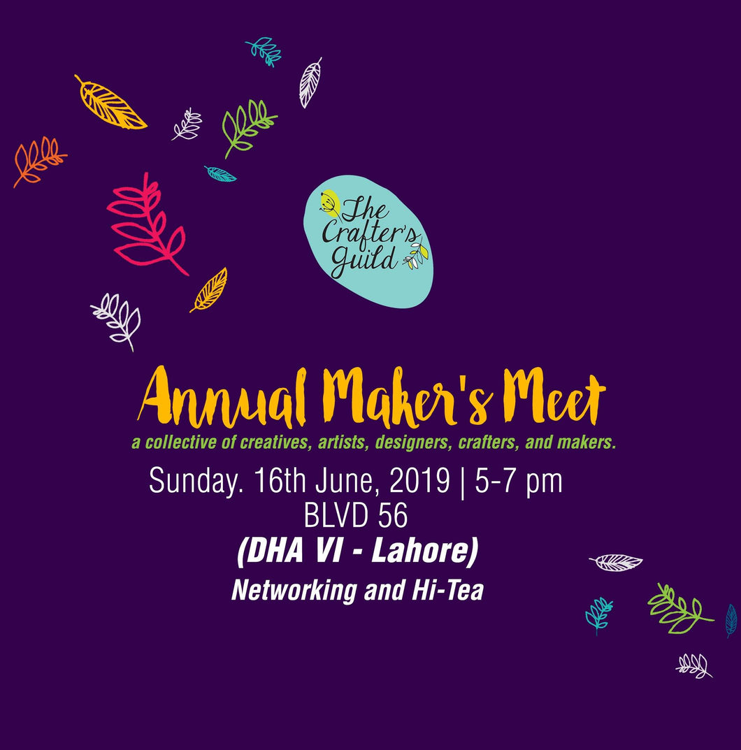 Maker's Meet Lahore Ticket - Firefly