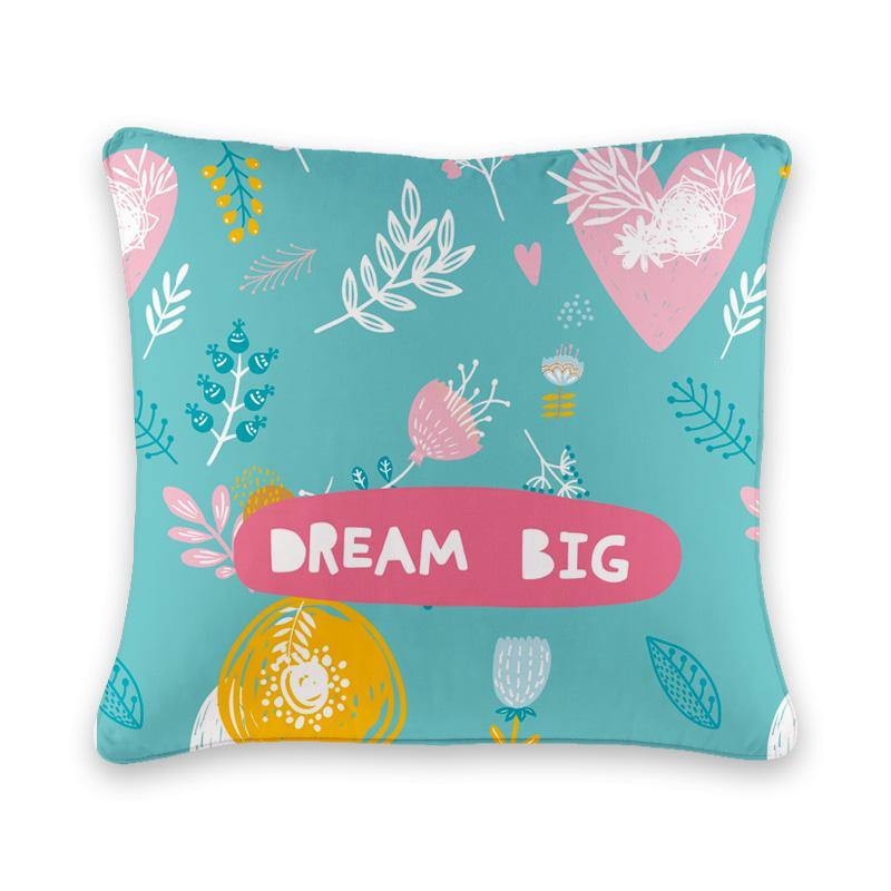 Dream Big Cushion Cover - Firefly