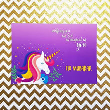 Load image into Gallery viewer, Eid Post Cards - Firefly