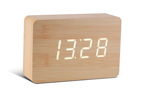 Brick Click Clock