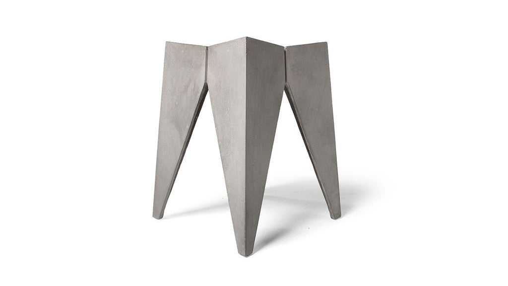 Bridge Concrete Stool