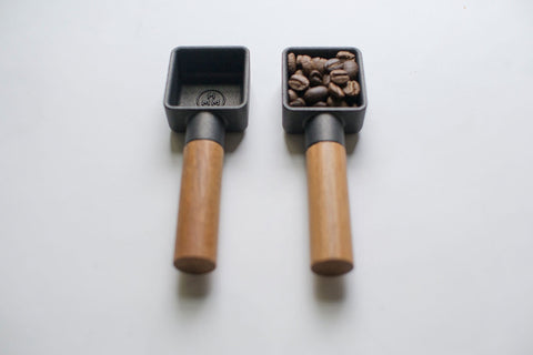 Cast Iron Coffee Scoop