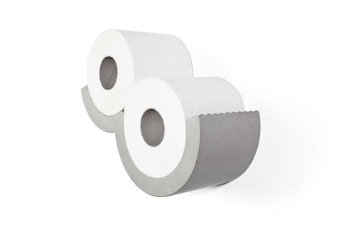 Cloud Toilet Paper Holder