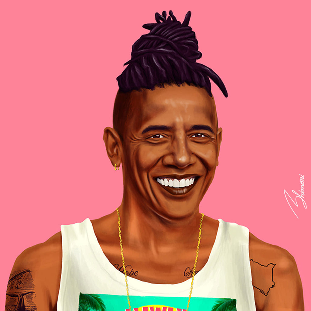 Hipstory Wall Prints