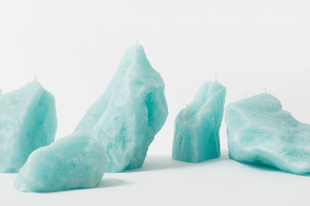 Glacier Project Candles