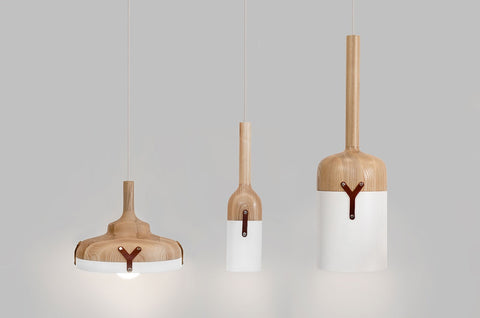 Nut Pendant Lights
