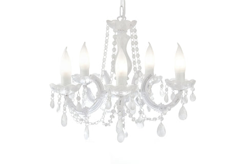 Ice Queen Rubber Chandelier