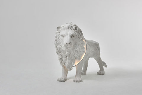 Lion X Floor Light
