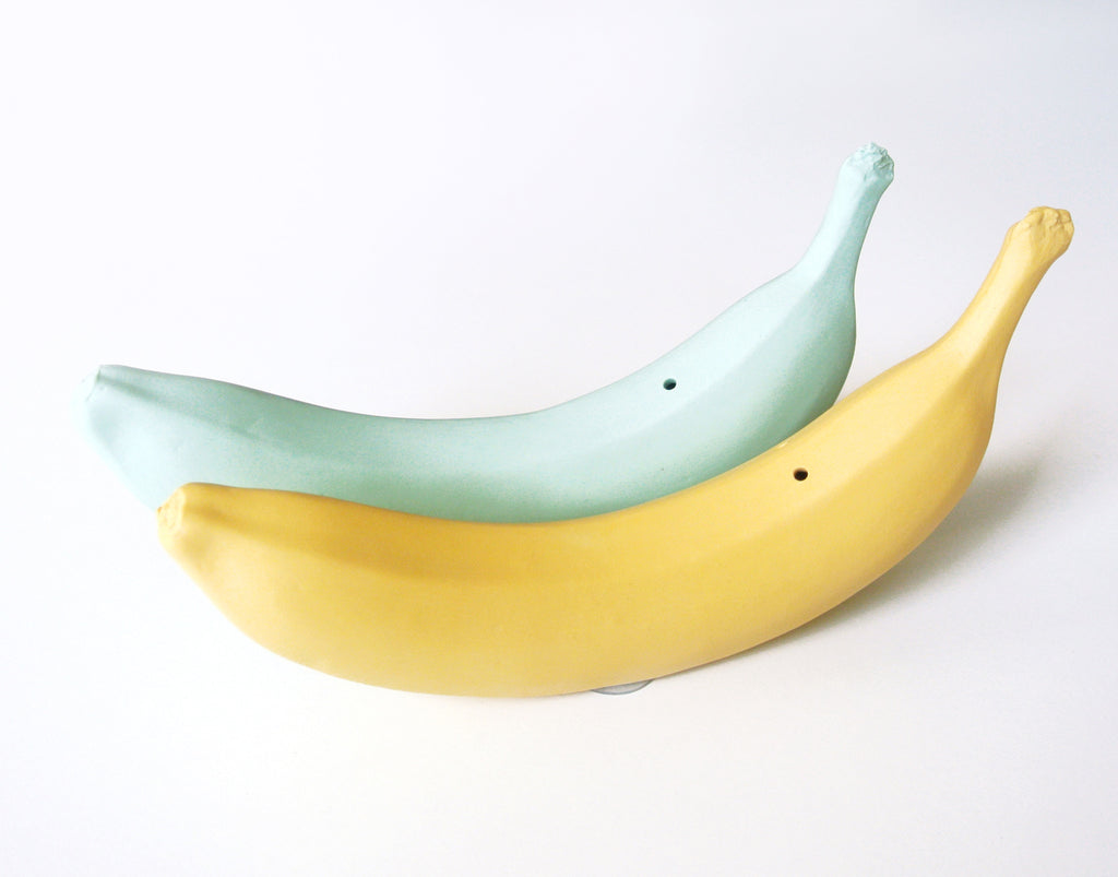 Banana Salt & Pepper Shakers