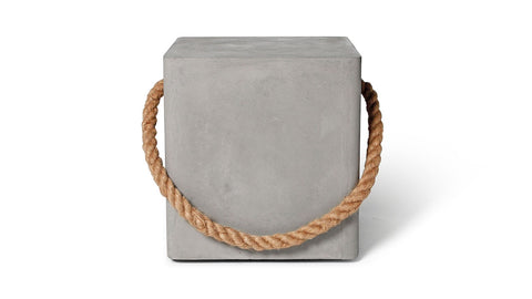 Edge Wheels & Rope Stool