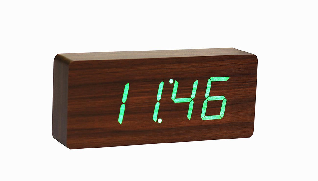 Slab Click Clock