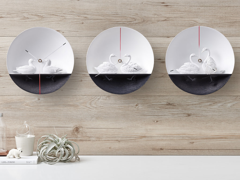 Waterbird Clock