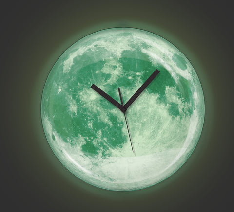 Moon Light Clock