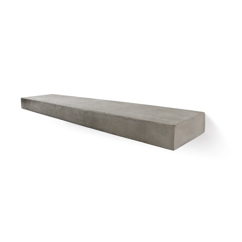 Sliced Concrete Shelf