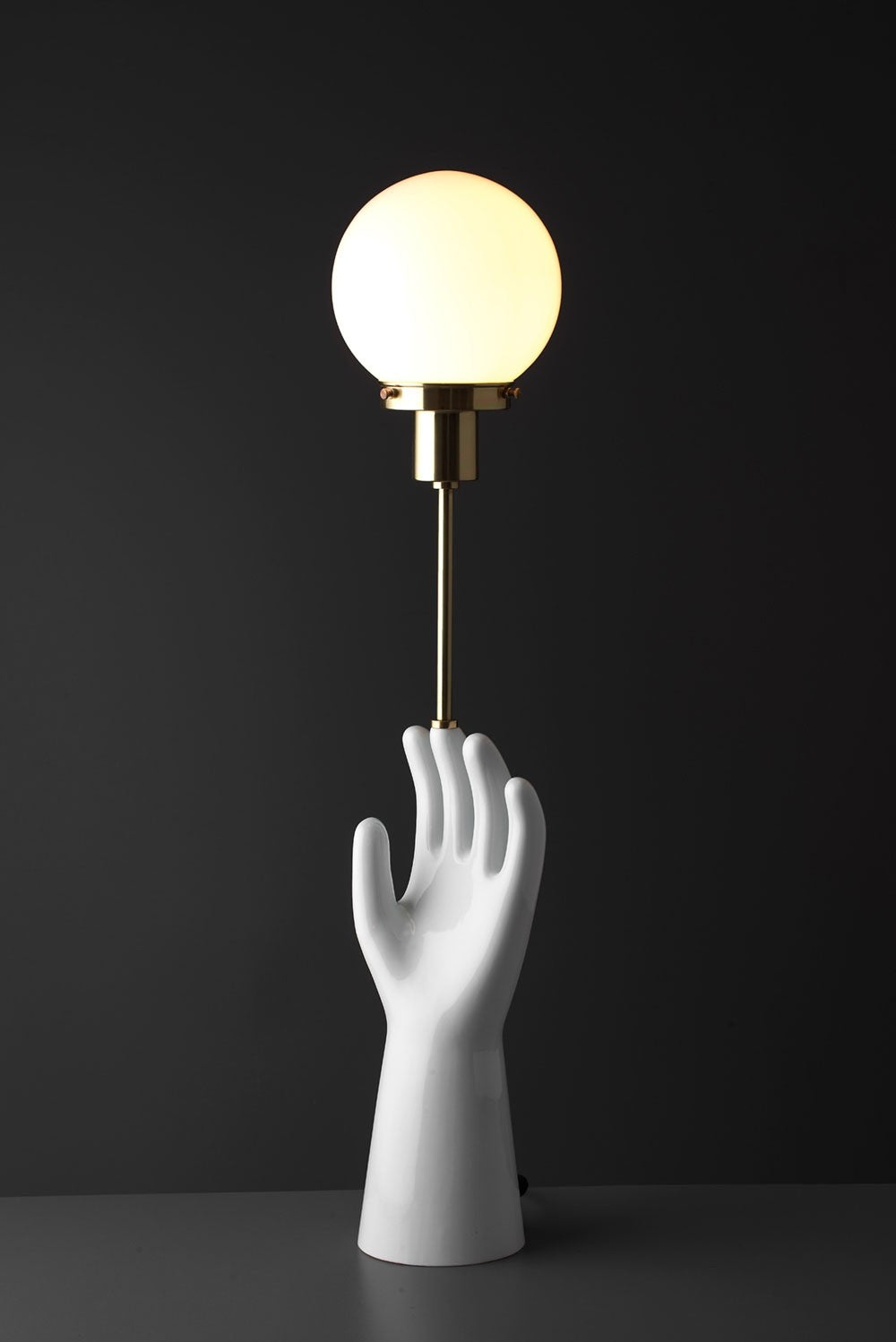 Hands Up Table Lamp