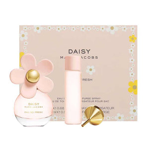 Marc Jacobs Daisy Eau So Fresh EDT Spray 20ml & 15ml Refill - Super Perfumes