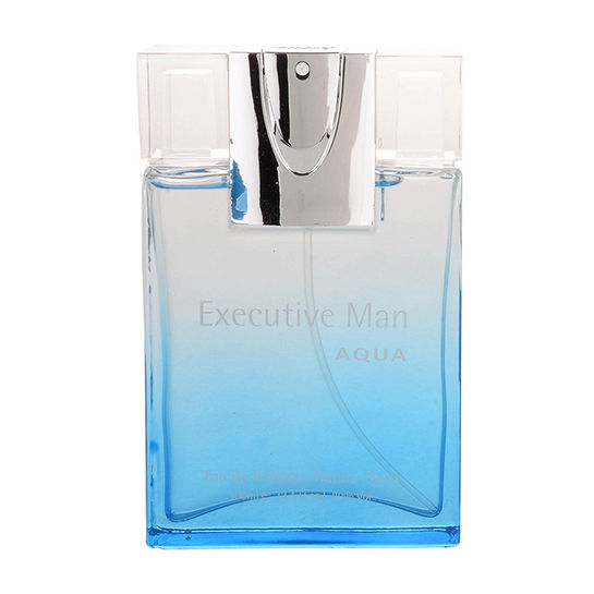 Laurelle Parfums Executive Man Aqua EDT Spray 100ml - Super Perfumes