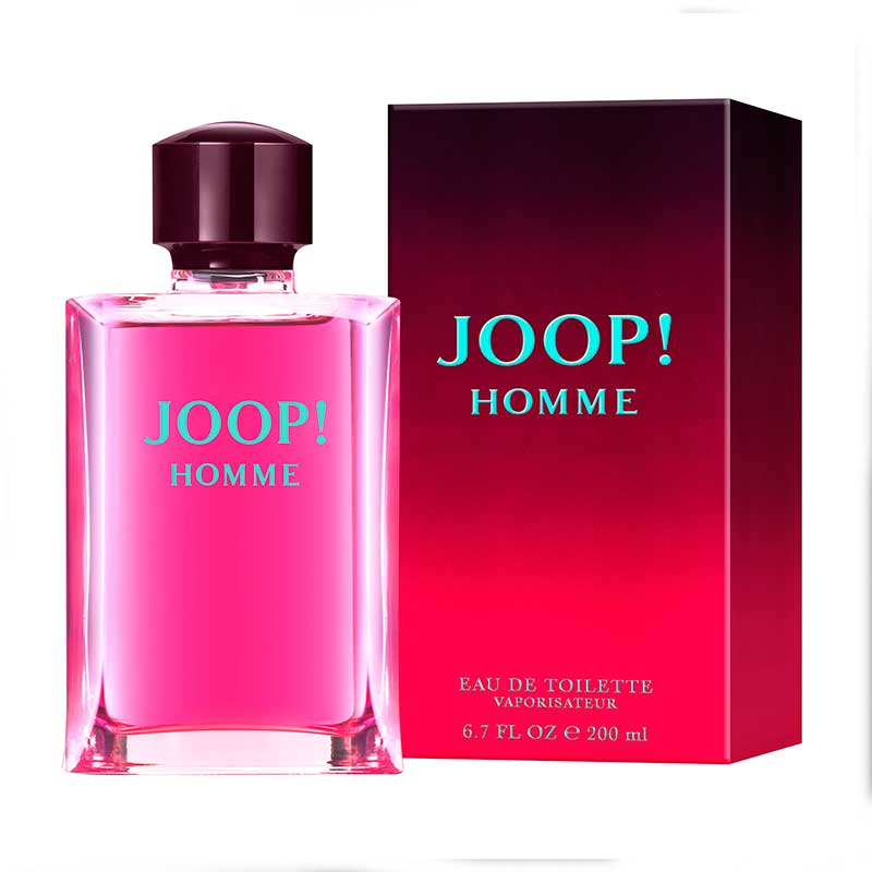Joop Homme Eau de Toilette Spray 200ml - Super Perfumes