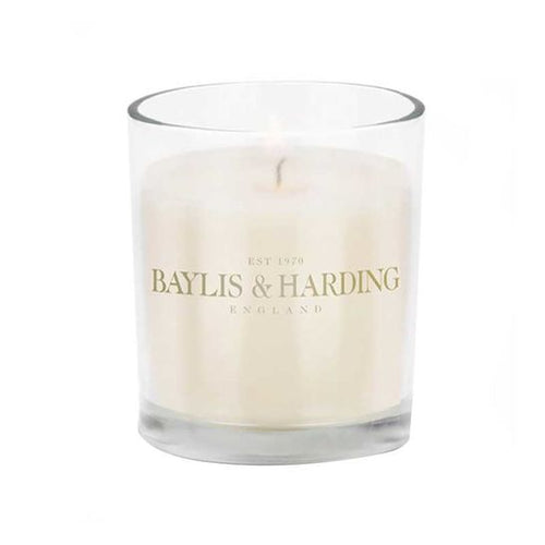 Baylis & Harding Midnight Fig & Pomegranate 1 Wick Candle - Super Perfumes