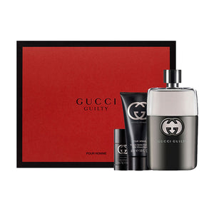 Gucci Guilty Pour Homme Gift Set 90ml - Super Perfumes