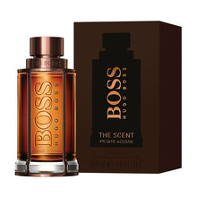 Load image into Gallery viewer, BOSS The Scent For Him Private Accord EDT Spray 50ml - Super Perfumes