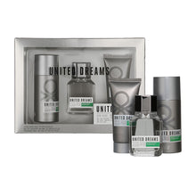Load image into Gallery viewer, Benetton United Dreams Aim High Gift Set 100ml