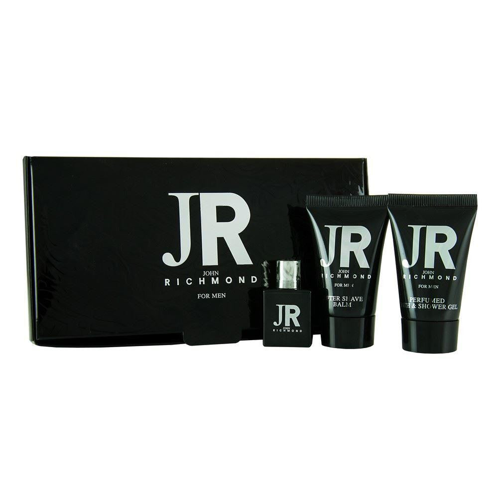 John Richmond 4.5ml Mini Set - Nfs 4.5ml Edt Sg 25ml A/S Balm 25ml - Super Perfumes