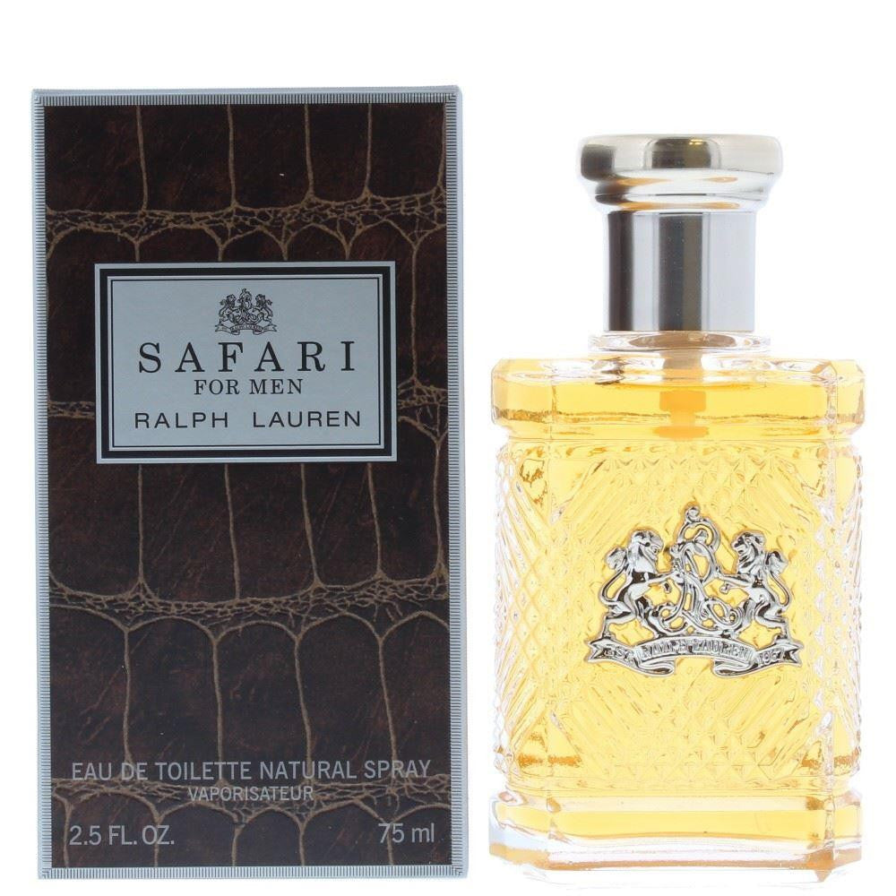 Safari Men Edt 75ml Spray - Super Perfumes